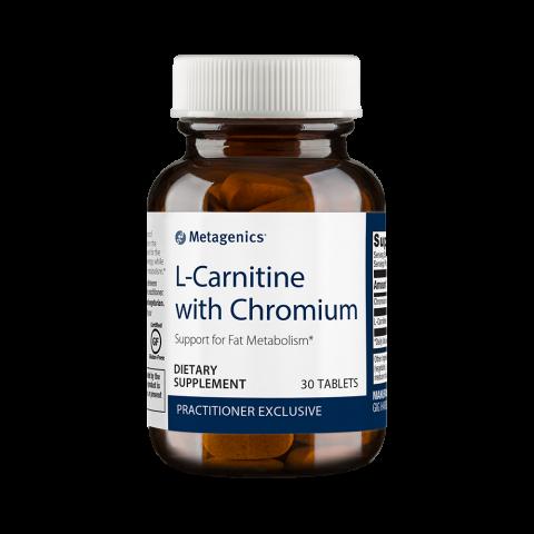 L-Carnitine with Chromium
